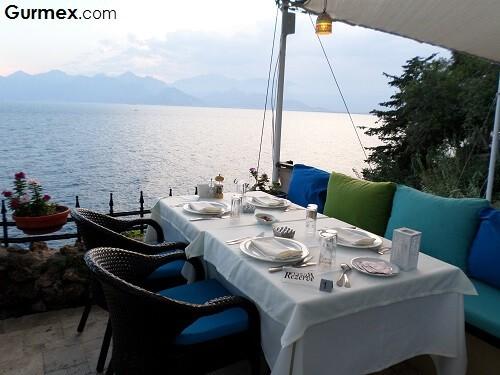 Nejat Balık,Antalyada rakı balık nerede yapılır