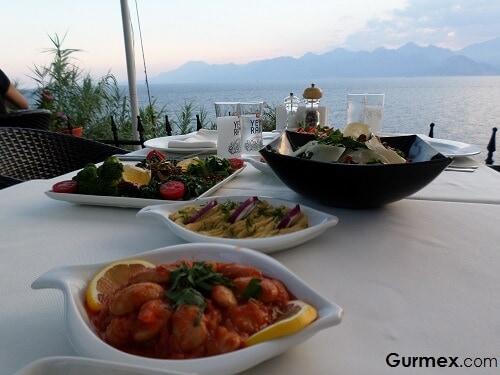 Nejat Balık,Antalyada en iyi rakı balık mekanları