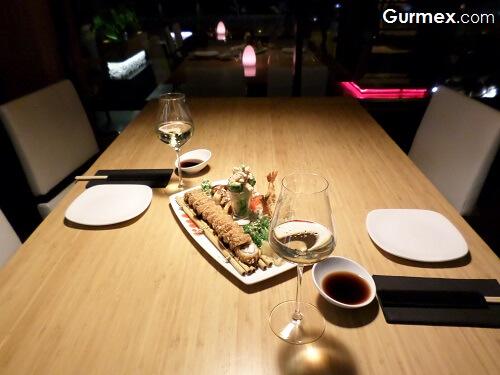 Kaison Sushi,Antalya en iyi sushi restoranı