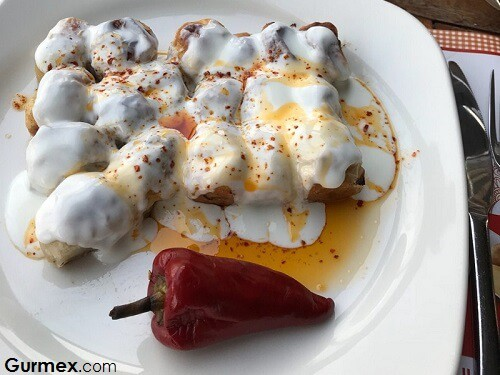 Boşnak Yemekleri, Boşnak mantısı nedir