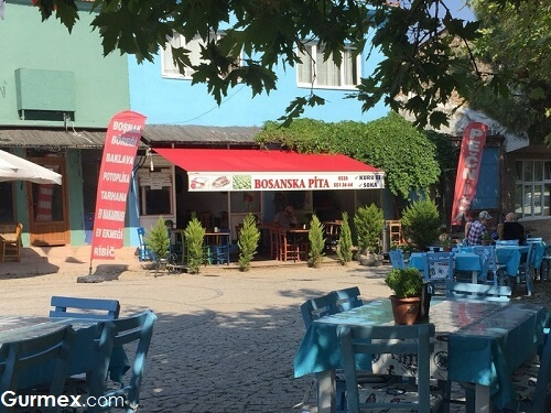 Boşnak Yemekleri Nerede Yenir Balıkesir, Bosanska Pita Küçükköy Ayvalık