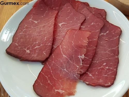Boşnak Yemekleri Nerede Yenir kuru isli et