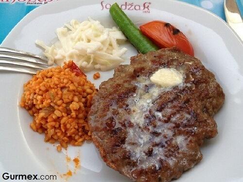 Boşnak Yemekleri Nerede Yenir, Sandzak Sancak Restaurant