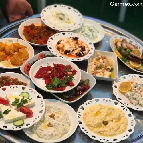 Lüleburgaz ne yenir içilir Agapi Balık Restaurant