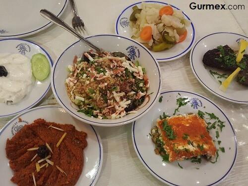 Bademli Et Mangal, Bursa ne yenir içilir