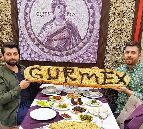 Bursa'da yemek nerede yenir,Haliç Hatay Sofrası
