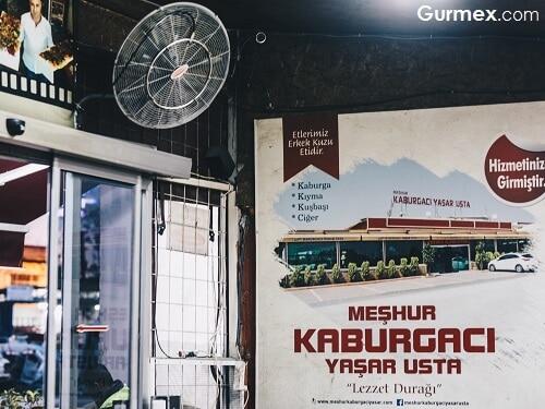 Kaburgacı Yaşar usta Adana en iyi kaburgacılar