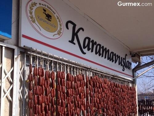 Karamavuşlar Et Kayseri'de sucuk nereden alınır