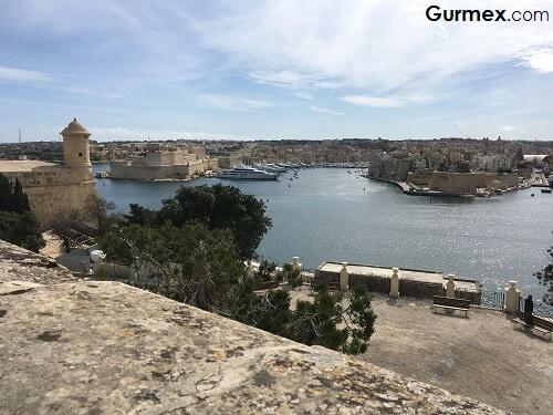 Malta gezi rehberi Malta Yeme İçme