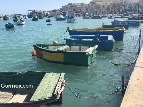 Malta gezi yazıları Malta Yeme İçme