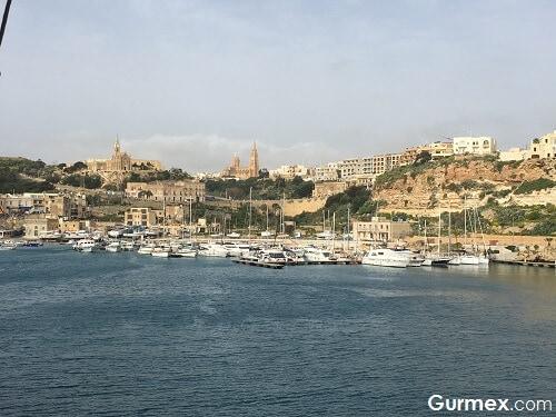 Gozo adası nasıl gidilir Malta Yeme İçme