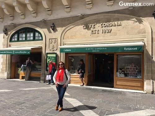 Malta Yeme İçme yerleri