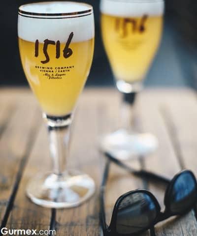Viyana Gurme mekan 1516 The Brewing Company