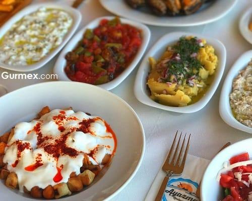 Bozcaada'da yemek nerede yenir