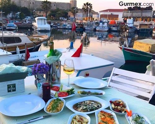 En iyi Bozcaada'da Balık mekanları Asma 6 Restaurant
