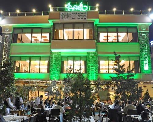 Develi restaurant anadolu yakası iftar mekanı