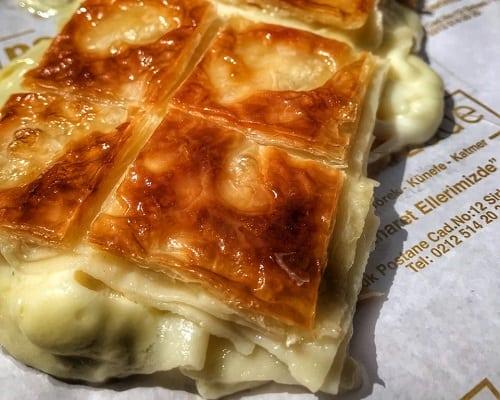 Adana su böreği nerede yenir Peşrevzade