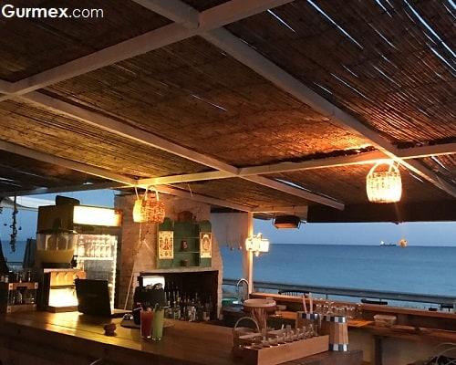 Juice Bar Bozcaada'da balık dışında