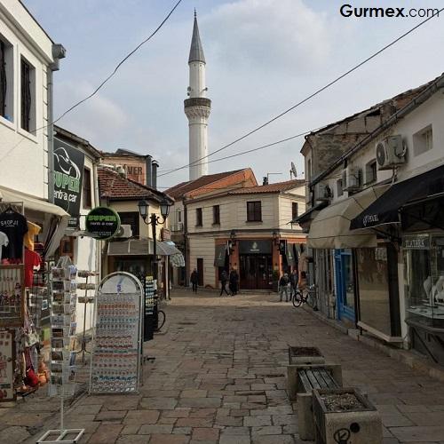 Ohrid'de ne yenir içilir
