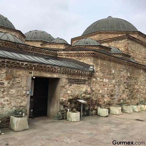 Üsküp'te tarihi yerler makedonya
