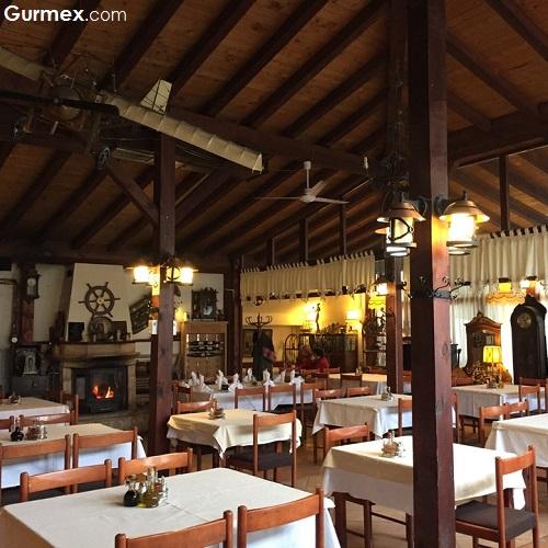 Belvedere Restaurant Ohri Ohrid'de yeme içme