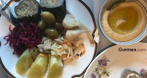 Zeferan Restaurant Azeri Yemekleri