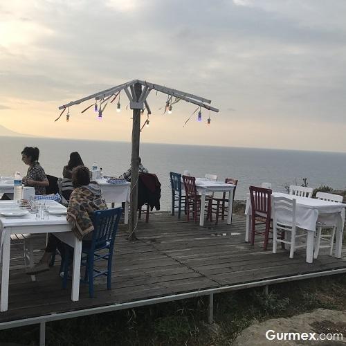 Gökçeada en iyi restaurant İmroz Poseidon