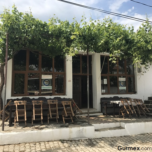 Gökçeada Hikayeleri Tepeköy kahvesi