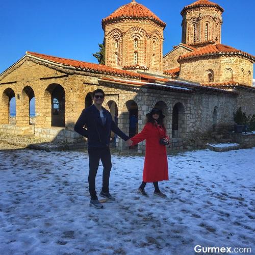 Ohrid'de stevi naum