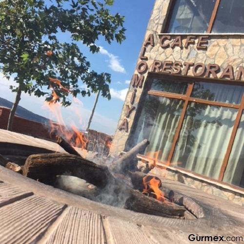 Alomiya Cafe Restaurant Gökçeada