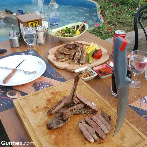 Bursa'da en iyi steakhouse Dobruca Keyfi Et