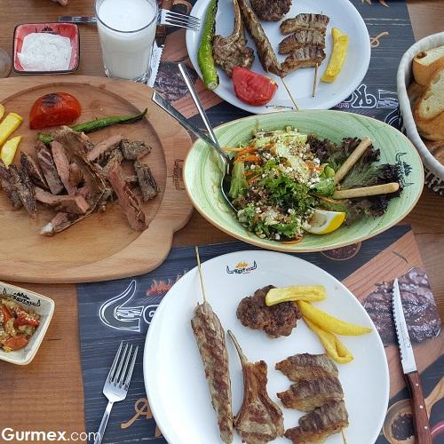 Bursa'da steak Dobruca Keyfi Et