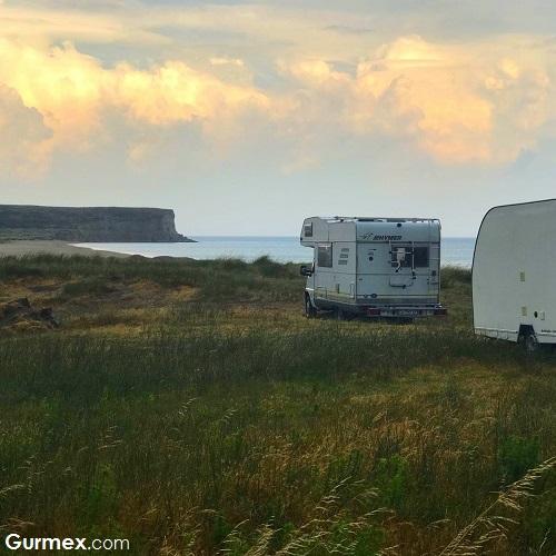 Gökçeada kamp karavan yerleri Gökçeada Gezilecek Yerler