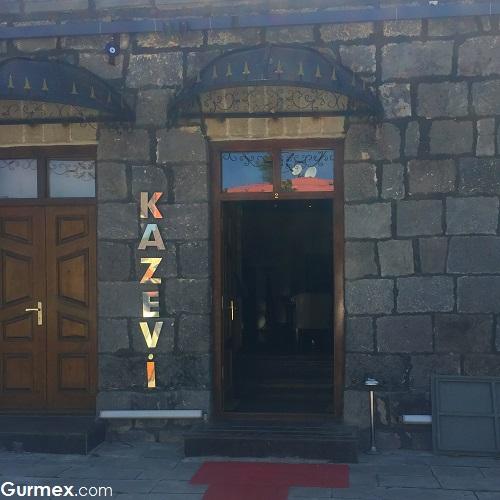 Kars Kaz Evi adres telefon