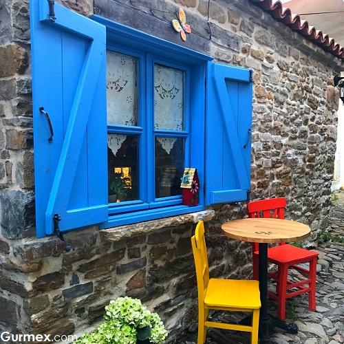 Mina Cafe Zeytinliköy Gökçeada Gezilecek Yerler