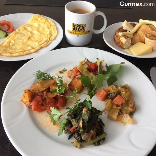 Anemon Otel kahvaltı Yöresel Ordu Yemekleri
