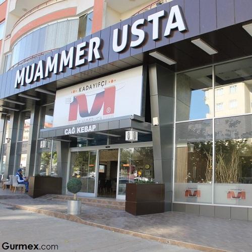 Muammer Usta Erzurum cağ kebabı