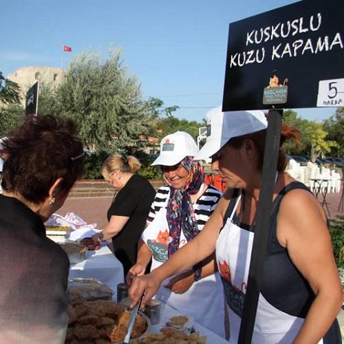 Bozcaada Yerel Tatlar Festivali 2018