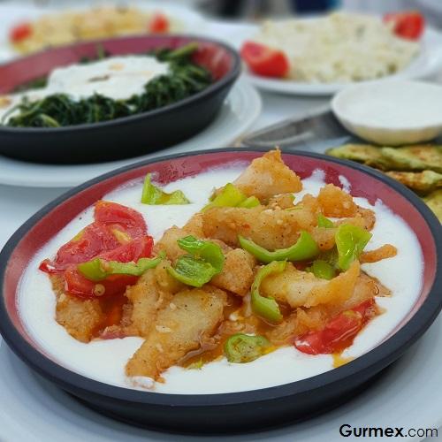 en iyi restaurant Cunda'da ne yenir