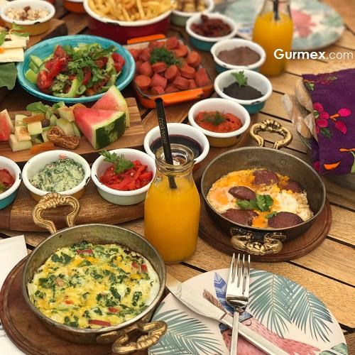 kahvaltı cook point Cunda'da ne yenir