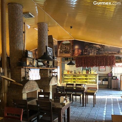 Fethiye Cinbal Restaurant Kayaköy ne yenir içilir