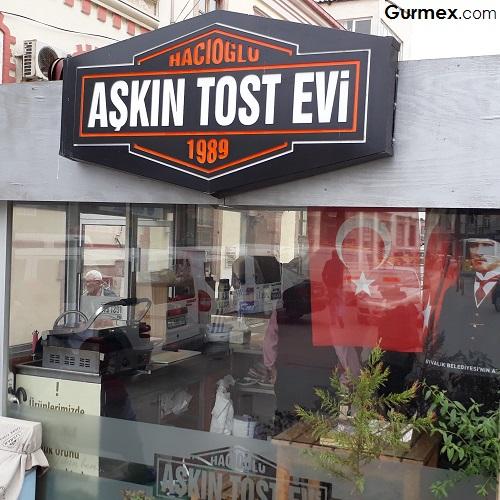 Hacıoğlu Aşkın Tost Evi Ayvalık