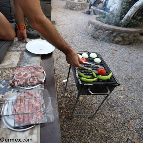 Kayaköy Cinbal Restaurant Fethiye et nerede yenir
