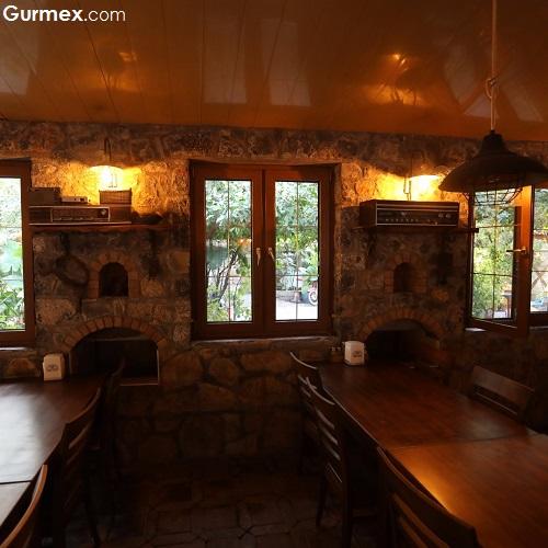 Kayaköy yeme içme yerleri Cinbal Restaurant