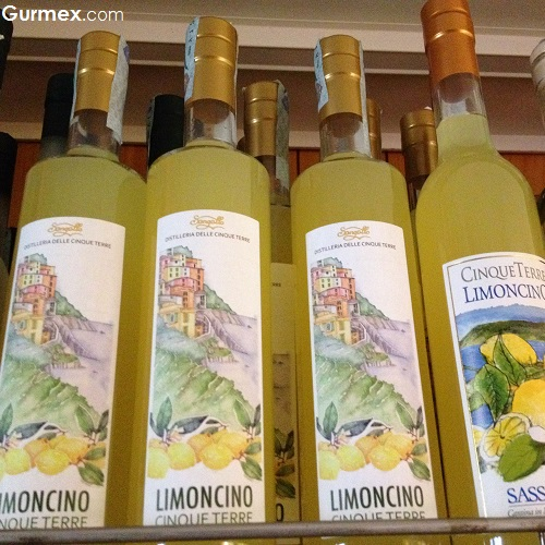 Limoncino Monterosso Cinque Terre