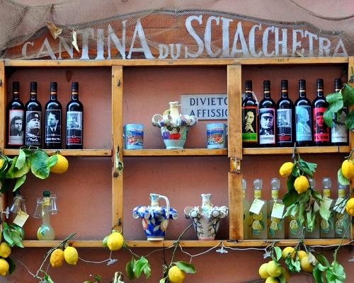 Monterosso limoncello Cinque Terre