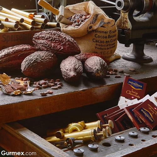 Çikolatalı Yemekler Mövenpick İstanbul