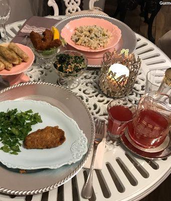 Bursa'da ev yemekleri