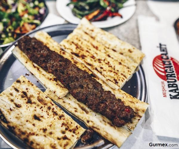 Adana kıyma kebabı