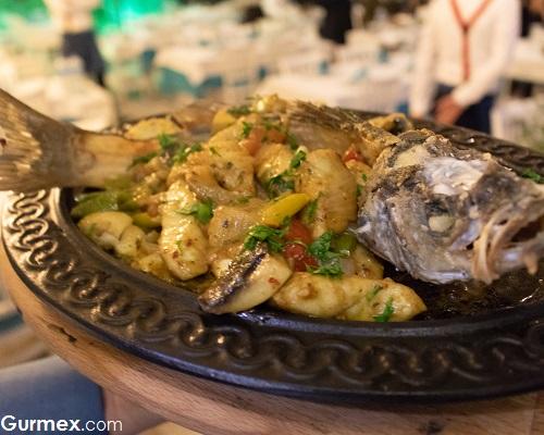 Ankara'da balık restoranı